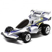 Akshata(TM) Chargeable Remote Control X Galaxy Real Racing Cross Country Race Car (Colour May Vary)