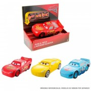 Cars 3 Corredores Chocados Surtido Mattel