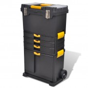 vidaXL Přenosný kufřík na nářadí