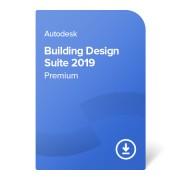 Autodesk Building Design Suite 2019 Premium licencja sieciowa (NLM)