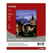 Canon Photo Paper Plus Semi-gloss SG-201 36x43cm 10 listova foto papir za ispis fotografije Satin 260gsm ISO91 14x17 10 sheets SG20114X17 BS1686B029AA BS1686B029AA