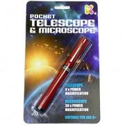 MICROSCOP/TELESCOP DE BUZUNAR - KEYCRAFT (SC23)