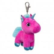 Sparkle Tales Starlight unikornis kulcstartó, pink 13 cm Aurora