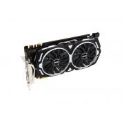 Видеокарта MSI GeForce GTX 1070 1556Mhz PCI-E 3.0 8192Mb 8008Mhz 256 bit DVI HDMI DP HDCP GTX 1070 ARMOR 8G OC