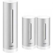 Internetes időjárásjelző állomás iPhone/iPad/iPod készülékekhez Netatmo NWS01 + NE1002ZZ (1300008)