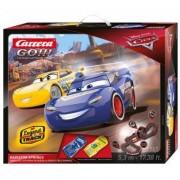 Tor samochodowe CARRERA Tor GO!!! -Disney/Pixar Cars 3 - Chłodnica Górska 62446