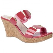 SHOFIEE WOMENS STYLISH LEATHER TRENDY CASUAL WEDGES