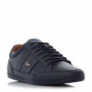 Lacoste Chaymon Vulcanised Collar Trainers