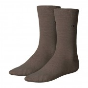 Tommy Hilfiger Tommy Socks accessoire 371111 in het Donker Bruin