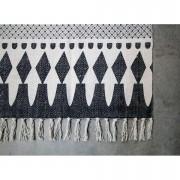 HSM Collection tapis Madona - noir/blanc - 210x150 cm - Leen Bakker