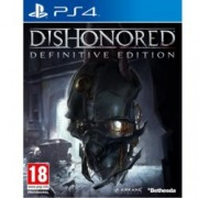 Dishonored: Definitive Edition, DLC пакетите включват : Dunwall City Trials, The Knife of Dunwall, The Brigmore Witches и Void Walker's Arsenal; за PS4