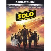 Video Delta SOLO - A STAR WARS STORY - Blu-Ray UHD
