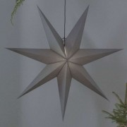 Ozen seven-pointed paper star, 100 cm diameter