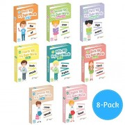 Little Champion Reader 800 Sight Word Flashcards in 8-Pack Little Champion Reader Bundle Set Pre-K to 3rd Grade Teaches 800 Dolch Fry High-Frequency Sight Words