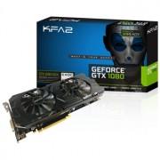 Placa video KFA2 GeForce GTX 1080 EXOC, 1657 (1797) MHz, 8GB GDDR5X, 256-bit, DVI-D, HDMI, 3x DP