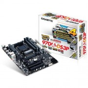 MB GIGABYTE 970A-DS3P, AM3+, AMD 970, 4xDDR3