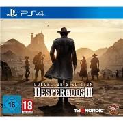 Desperados III - Collectors Edition - PS4