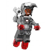 War Machine LEGO minifigure, from set 76006