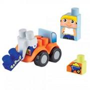 Set Ecoiffier Abrick Camion de constructii