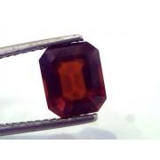 3.30 Ct Untreated Natural Ceylon Gomedh/Hessonite Gems for Rahu