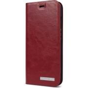 Doro Flipcover hoesje - draagtasje voor 8040 model - Rood