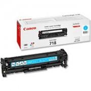 Тонер касета за Canon LBP CRG 718 C - CR2661B002AA