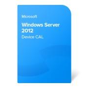 Microsoft Windows Server 2012 Device CAL, R18-04277 certificat electronic