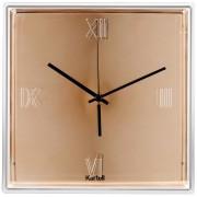 Kartell Tic & Tac klok koper