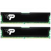 Модуль памяти Patriot Memory DDR4 DIMM 2666MHz PC4-21300 CL19 - 8Gb KIT (2x4Gb) PSD48G2666KH