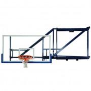 Конзолна баскетболна конструкция сгъваема