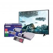 """Pantalla Smart TV Hisense 55"""" 4K UHD + Consola Video Juegos"""