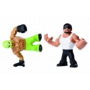 WWE Rumblers Hunico and Rey Mysterio Figure 2-Pack