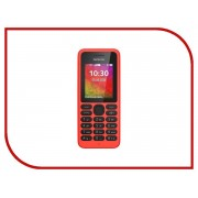 Сотовый телефон Nokia 130 Dual SIM Red
