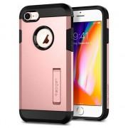 Spigen Tough Armor 2 Coque iPhone 7 8 - Coque Or Rose