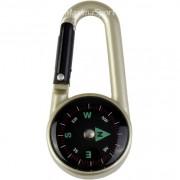 Карабинер с компас