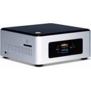 Mini PC Intel NUC Kit BOXNUC5PPYH Quad Core N3700 noHDD noRAM