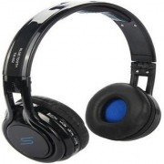 Technigent TM002 Wireless bluetooth Headphone (Black Over the Ear)