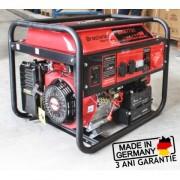 Generator BRECKNER BK87731, 6 KW, benzina, 420 cmc, 380 V