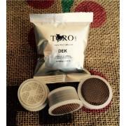 Toro 400 Caffè Toro Decaffeinato Capsule Compatibili Lavazza Espresso Point