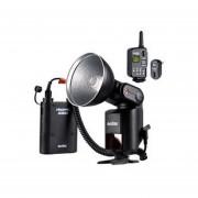 Flash Godox Witstro Ad360 Con Bateria Propac 960 Y Disparador FT-16