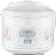 Bajaj Majesty New RCX21 delux. Electric Rice Cooker with Steaming Feature(1.8 L)