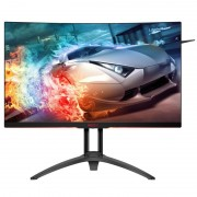 "AOC Gaming AG322QC4 31.5"" LED Wide Quad HD FreeSync 144Hz Curvo"