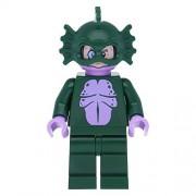 LEGO Scooby-Doo - Minifigure Swamp Monster / Mr. Brown - x1 Loose