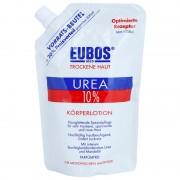 Eubos Dry Skin Urea 10% hydratační tělové mléko pro suchou a svědící pokožku náhradní náplň 400 ml