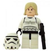 Luke Skywalker in Stormtrooper Disguise (Light Flesh) - LEGO Star Wars Figure