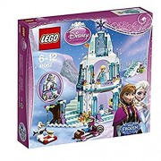 Lego Elsa's Sparkling Ice Castle, Multi Color