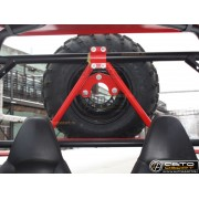 Polaris EFI 570 RZR 570 2012- крепление запасного колеса 1.110.150