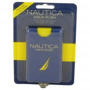 Nautica Aqua Rush by Nautica Eau De Toilette Travel Spray .67 oz