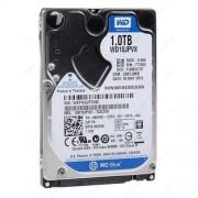 Pevný Disk WD Blue 1TB, 2,5'', 8MB, 5400RPM, STATIII, WD10JPVX