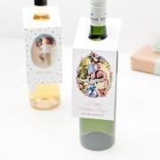 smartphoto Presenttag för flaska